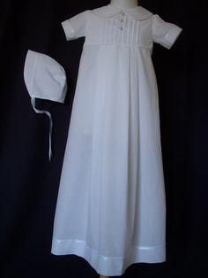 Baby  Boy/ Reborn Christening Gown baptism by Sewingbyquicatos, $69.99