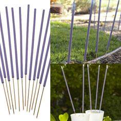 Bâtonnets d Encens Citronnelle et Géranium! 😍 L'antimoustique L antiinsectes idéal pour tous les jardins 😍