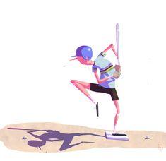 Andrey Osadchikh #illustration