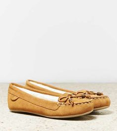AEO Bow Moccasin - Free Shipping