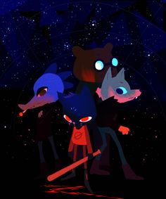 Night in the Woods is so so good it's absolutely... - Isa H.