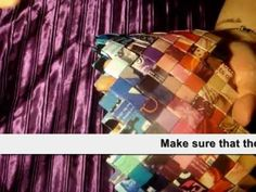 DIY magazine purse - YouTube