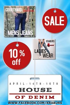 Baisakhi Flat 10% discount on both Courtyard/Kraburs Jeans (Mens/Ladies Wear) Exclusively Only on Flipkart (Online Partner) Hurry Grab it before its out of Stock.