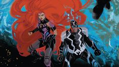 It's the end of an Inhuman era and the beginning of a new one! The INHUMANS: JUDGMENT DAY one-shot wraps up the past couple years of Inhumans comics and pushes the terrigen-gifted royals into a new direction. In this climatic issue, the Progenitors invade and Medusa is sent to the only place they're vulnerable: the astral plane.