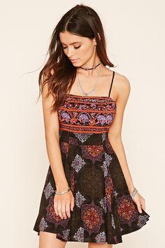 Ornate Cutout Dress