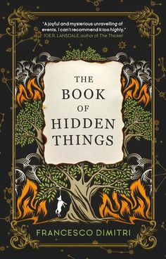 We're thrilled to reveal the cover for The Book of Hidden Things, the debut English novel from the Italian fantasy master Francesco Dimitri, and a story about the nature of mystery itself. I Love Books, Great Books, My Books, Best Art Books, Dark Books, Reading Lists, Book Lists, Reading Books, Book Cover Design