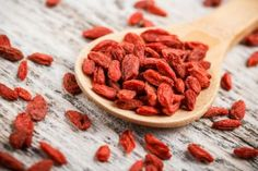 "Goji Berries are the ""Beauty Food"" with Medicinal Properties"
