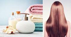 Aprende a preparar champú  casero con ingredientes naturales para tener una cabellera hermosa y saludable.