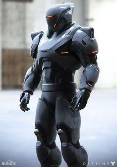 concept art or not. Robot Concept Art, Armor Concept, Suit Of Armor, Body Armor, Nono Le Petit Robot, Armadura Cosplay, Arte Robot, Combat Armor, Futuristic Armour