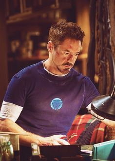 Iron Man 3 (Robert Downey Jr.)