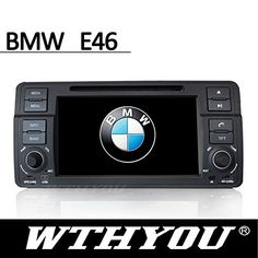 Special Offers - 7 L Head Unit GPS NAV Car DVD Player Car Stereo Radio Player for BMW E46/SAT/SD/Bluetooth - In stock & Free Shipping. You can save more money! Check It (November 07 2016 at 07:11PM) >> http://caraudiosysusa.net/7-l-head-unit-gps-nav-car-dvd-player-car-stereo-radio-player-for-bmw-e46satsdbluetooth/