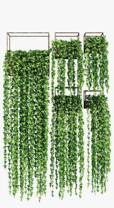 cube shelves 2 model max obj fbx mat 1 - Cube Shelves - Ideas of Cube Shelves House Plants Decor, Patio Plants, Plant Decor, Indoor Plants, Vertikal Garden, Vertical Garden Wall, Vertical Bar, Green Facade, Succulent Wall