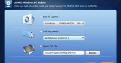Το AOMEI PE Builder είναι μία εκπληκτική δωρεάν εφαρμογή αφού σας δίνει τη δυνατότητα να αποκτήσετε μία ειδική έκδοση των Windows για να λύσετε τυχόν προβλήματα. Πρόκειται για ένα λογισμικό που θα δημιουργήσει ένα περιβάλλον εκκίνησης σε CD / DVD μονάδα flash USB ή αρχείο ISO που βασίζεται σε Windows PE το οποίο ενσωματώνει ένα σύνολο εργαλείων που σας επιτρέπουν να ξεκινήσετε τον υπολογιστή σας για συντήρηση και εργασίες γρήγορης ανάκτησης όταν το σύστημα του υπολογιστή σας είναι…