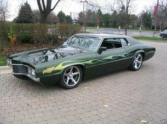 1970 Custom Thunderbird