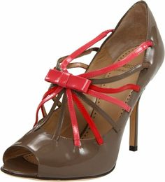 Moschino Cheap and Chic Women's Rita Sandal,Taupe/Pink/Red,38.5 EU/8.5 M US Moschino Cheap and Chic,http://www.amazon.com/dp/B006A19DNS/ref=cm_sw_r_pi_dp_mqLFsb08SH8J1CY2