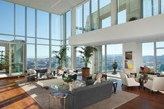 Most expensive apartment in San Francisco at $28,000,000