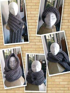 Multi purpose scarf