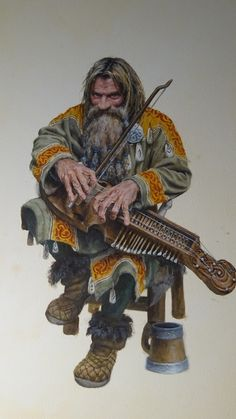 m Dwarf Bard tavern