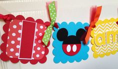 Hey, I found this really awesome Etsy listing at https://www.etsy.com/listing/221146108/mickey-mouse-clubhouse-birthday-party