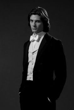 Ben Barnes is gorgeous. But seriously, in what universe is Dorian Gray anything  but blond??