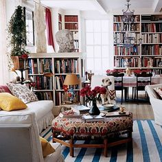 A FABRIC LOVER S DREAM - I have been obsessed with this room ever since I  first fed731f4edfd