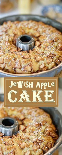 cakerecipes jewish apple cake Jewish Apple CakeYou can find Apple cake recipe and more on our website Apple Cake Recipes, Apple Desserts, Fall Desserts, Dessert Recipes, Jewish Desserts, Food Cakes, Cupcake Cakes, Cupcakes, Crepes