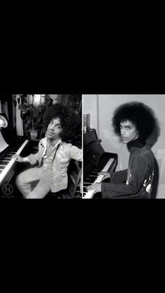 Prince...then and now