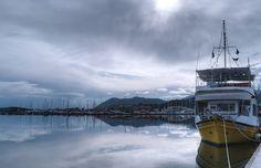Coming Storm, Lefkada Port