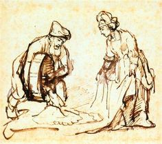 Boazcast - Rembrandt