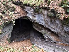 Mammoth Cave National Park - HawkeBackpacking.com