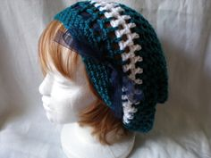 Sailor Moon inspired slouchy hats by woolendiversions on Etsy, $25.00