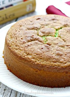 Butter cakes are so delicious, especially this recipe adapted from Mrs Ng SK. The cake is super fragrant - it smells crazily good - and very tender. It was so good, I made a few other versions - Ma...