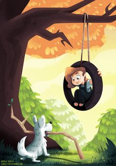 Swing by scarlettveith