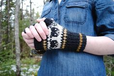 Why not let your fondness for wildlife (and for wildlife conservation) inspire your next knitting project? Add these patterns featuring black bears, arctic foxes, eagles and more to your fall wardrobe.