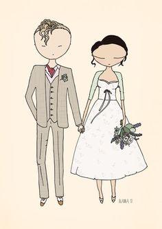 Illustration pour invitation