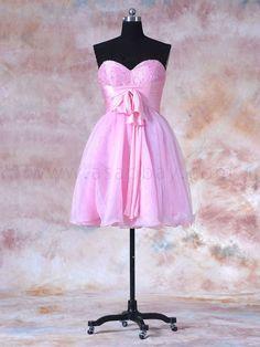Chiffon Pink Girls Sweet 16 Dresses Price $128.99 #asapbay