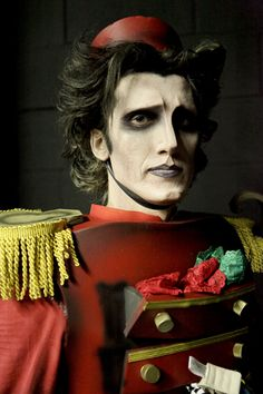 Face Off Season 2 / Bellhop / Face Off is a show where makeup artists team up to make fabulous critters such as the Bellhop