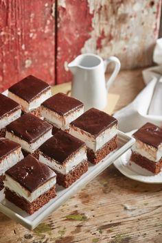 Néger kocka | Street Kitchen Cake Cookies, Nutella, Tiramisu, Sweet Treats, Food And Drink, Cooking, Ethnic Recipes, Celiac, Dreams