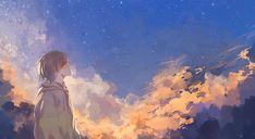Imagen de anime, art, and beautiful Anime Art Girl, Manga Art, Anime Guys, Manga Anime, Arte Peculiar, 2560x1440 Wallpaper, Scenery Wallpaper, Natsume Yuujinchou, Image Manga