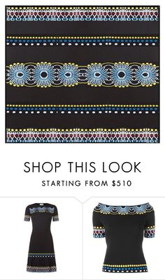 """""""Delicate geometric patterns"""" by missloveschic ❤ liked on Polyvore featuring Peter Pilotto"""