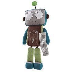 robot plush @Kelly Teske Goldsworthy Teske Goldsworthy frazier Pinkerton