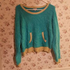 Juicy Couture sweater Soft fuzzy sweater. Juicy Couture Sweaters Shrugs & Ponchos