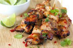 Thai Style Marinades - Chicken Skewers