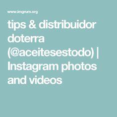 tips & distribuidor doterra (@aceitesestodo) | Instagram photos and videos