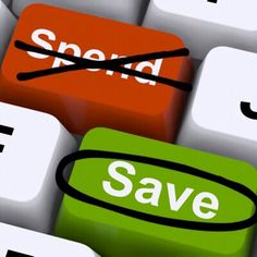 Get creative with #saving! Here are some fantastic ways to #savemoney around your #home and throughout your daily life.