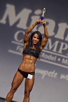 Andreia Brazier - Miami Pro Competition