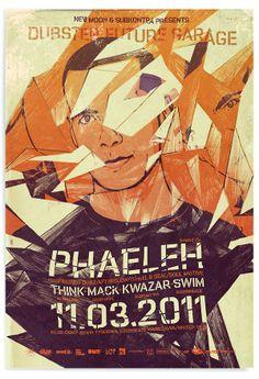 Posters «VA / FromTheTrunk»  Pawel Janczarek (Breslau, Poland) http://fromthetrunk.com/ Marcin Kuligowski (Wrocław, Poland) http://www.werke.pl/
