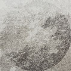 'Eclipse'  Roanna Wells | embroidery | via patternprints journal