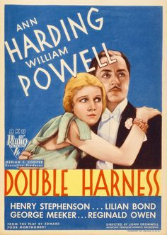 Double Harness, 1933