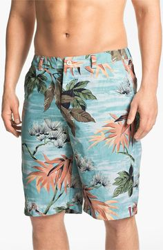 Tommy Bahama 'Sakora Sanctuary' Board Shorts available at #Nordstrom